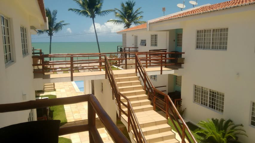Sol Nascente luxor apartments - Ilha de Itamaraca - Apartamento