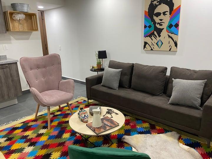NUEVO, Moderno departamento en la zona de SANTA FE