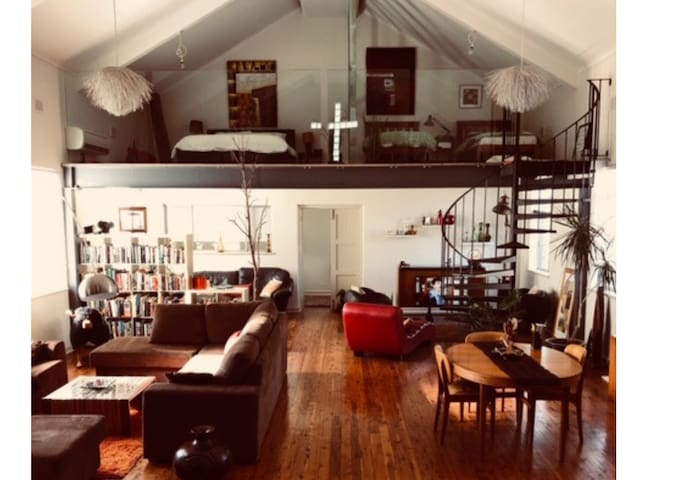 Luxury church retreat outside Wagga