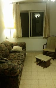 lovely 2 bedroom airy apartment in french hill - Jerusalem