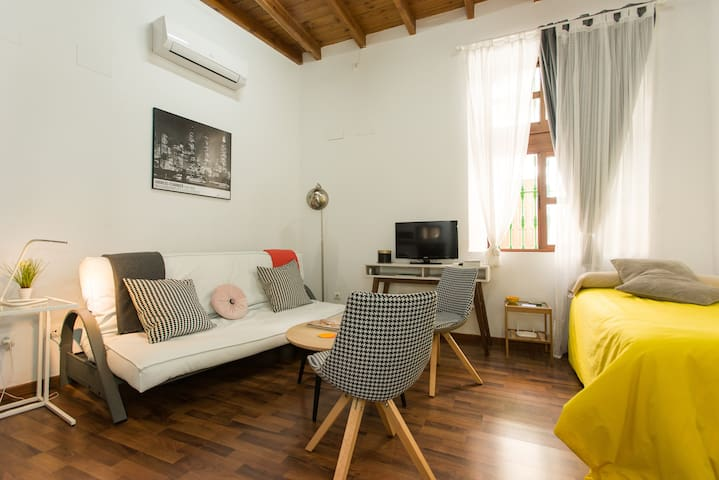 Apartamento en Casa Típica Sevilla