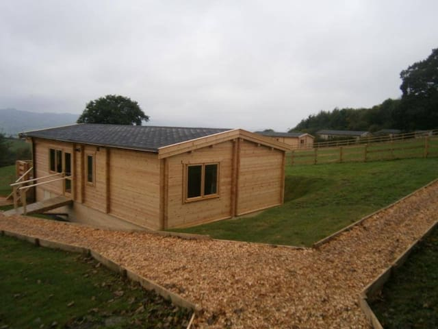 Pleasant view lodges - Minsterley - Cabin