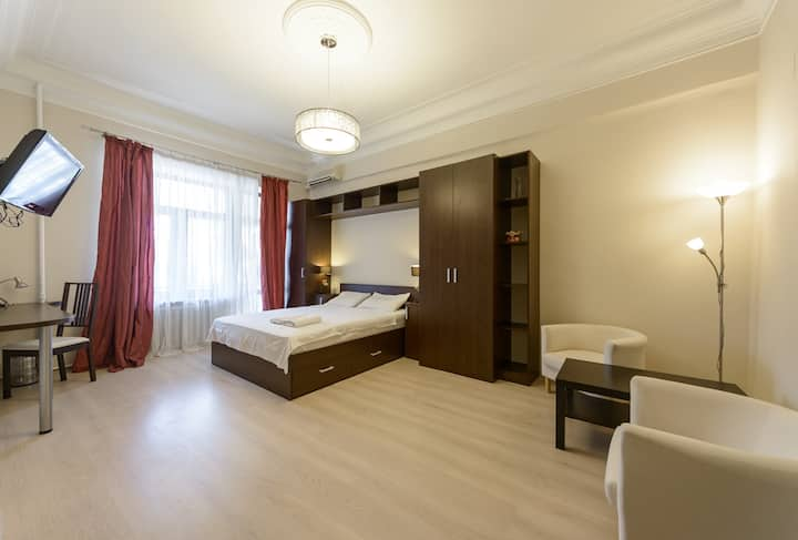 Business class apartment in the center of Kiev