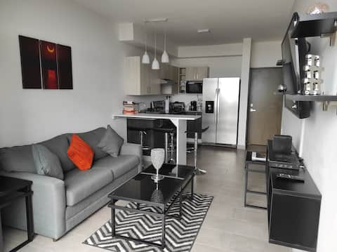 Modern and Elegant Apartment in Santa Tecla