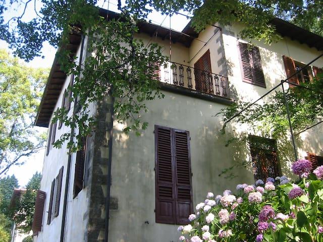 Villino Serena di Lapigio -Vallombrosa