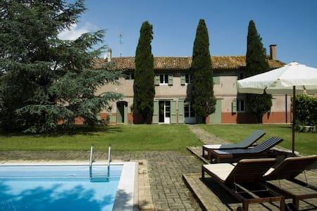 Bel appartamento in villa colonica a Fano - Fano - Lejlighed