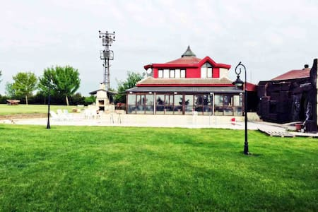 Güçlü Butik Otel - Villa 1