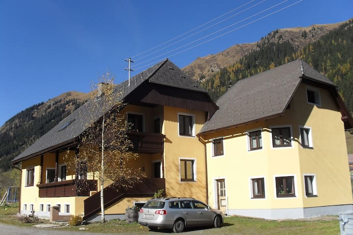 Spacious Apartment near Ski Area in Pusterwald