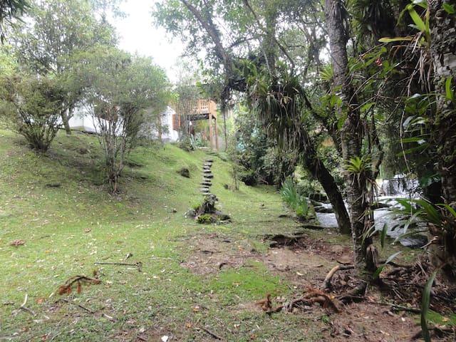 Casa dos Sonhos Santa Clara - Resende - Blockhütte