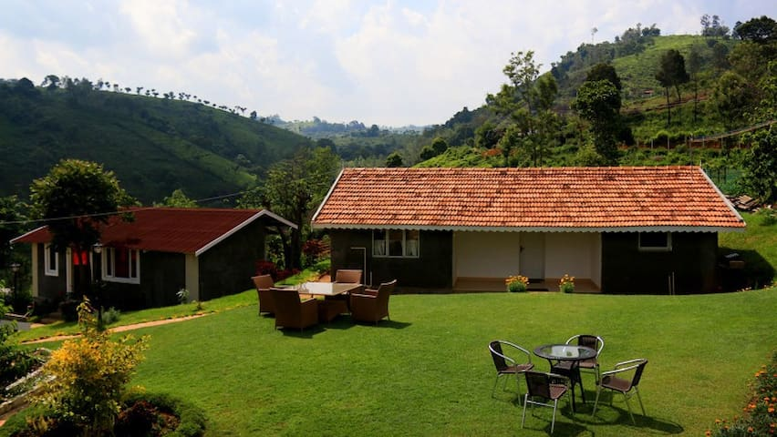 42 Green Pastures - Ruby - Nilgiris - Casa de camp