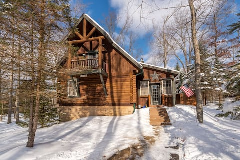 NEW! Lake Area Home w/Hot Tub, Gas Grill, & 2 Fireplaces!