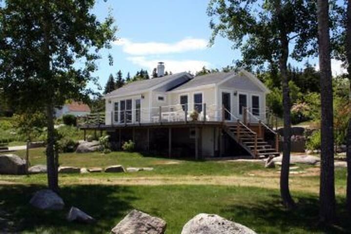 The Tea House - Stonington - Rumah