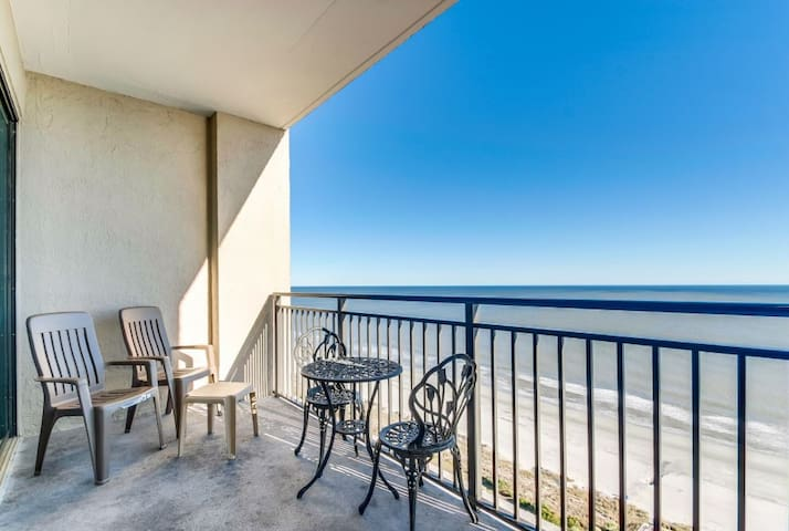 Ocean Front-Ocean Forest Plaza Penthouse 2308