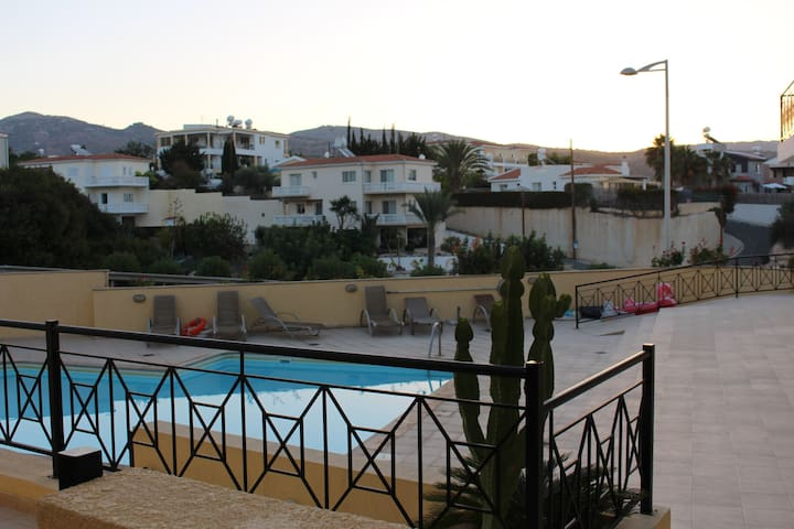 Quality One bed-roomed Apartment in Peyia