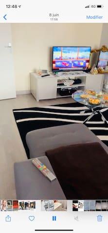 Appartement très propre
