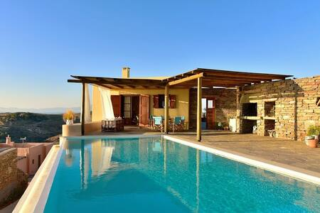 Artistic Villa in Cyclades - Kea  - Kea - 別墅