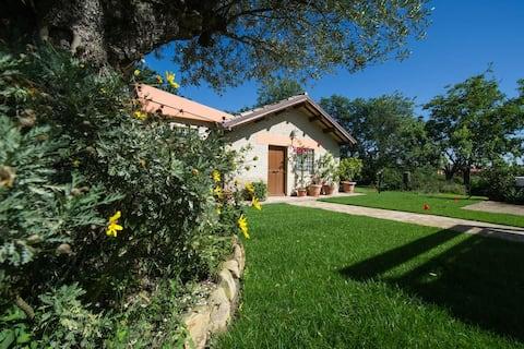 Villetta Vali, prázdninový dom na vidieku
