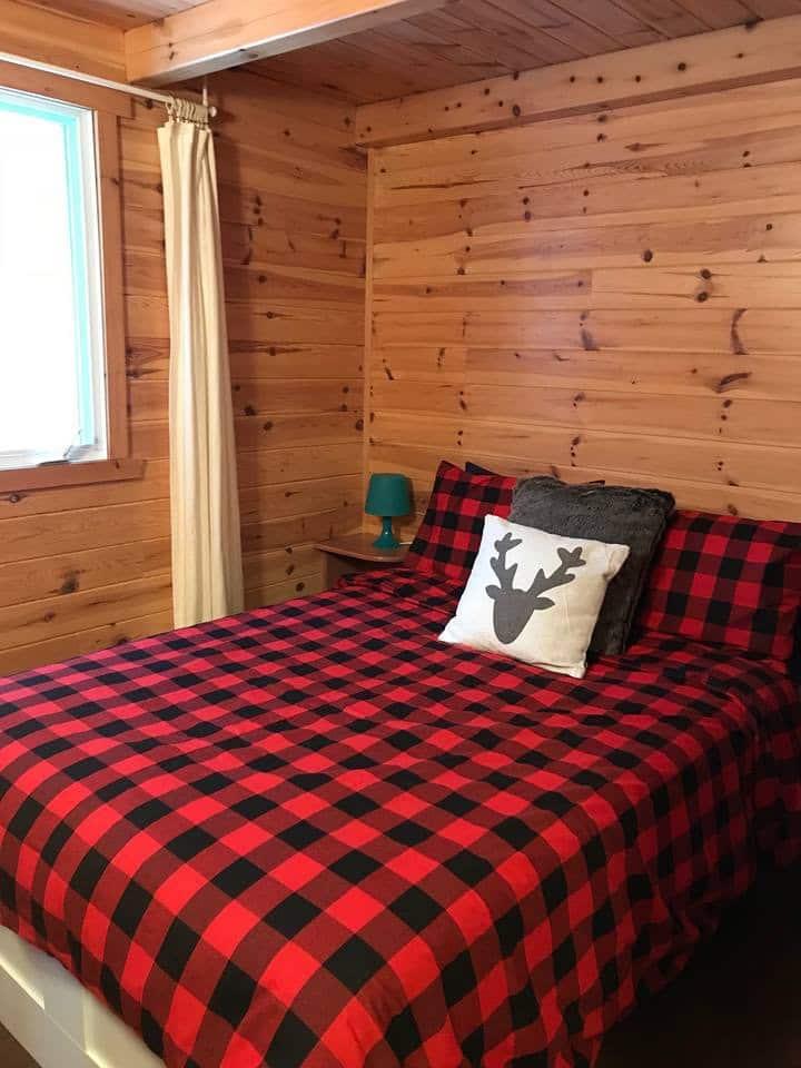 Mini-maison, Lac Lyster