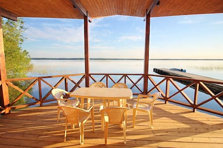 """Гостевой дом """"Белый Шоколад"""" рядом с островом Кижи"""