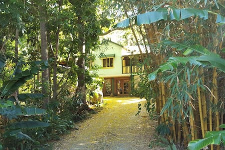 Rainforest Retreat - Heart of Mullum - Mullumbimby
