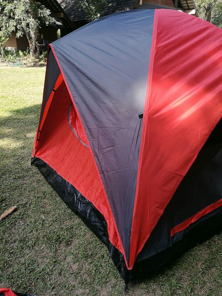 Camping experiences in Chiangmai.