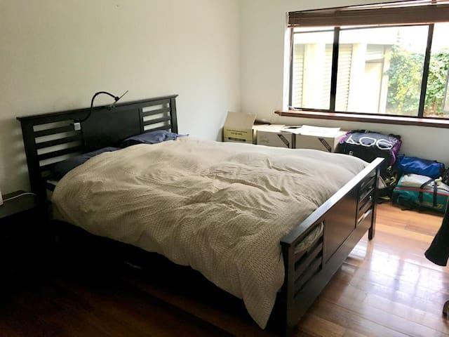 Double room flatshare in St Kilda