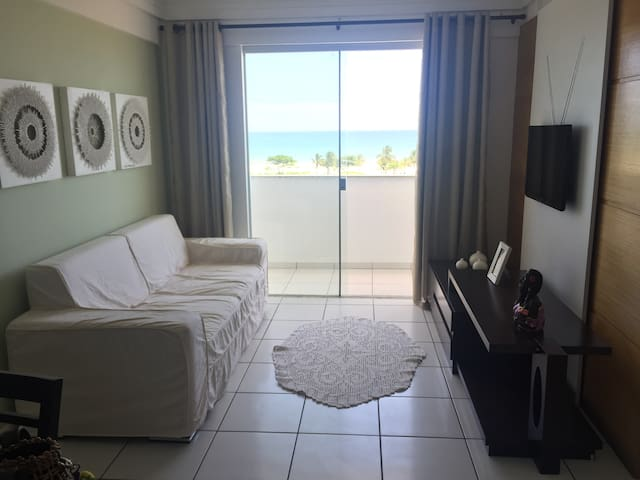 Apto 2 quartos próximo à praia do sul Ilhéus - Ilhéus - Apartamento