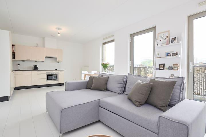 Modern & bright design appartment
