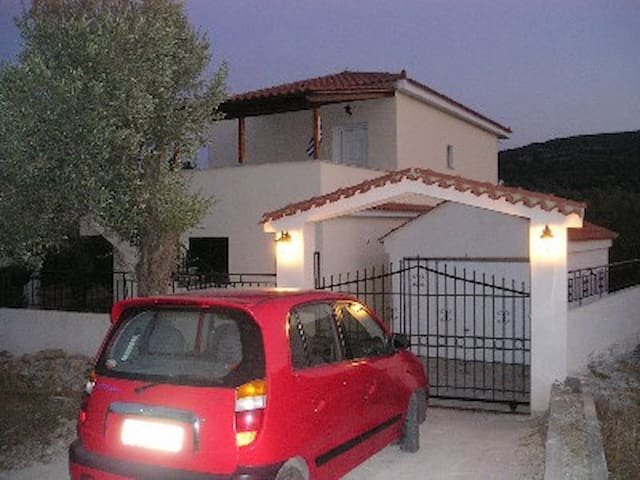 3 bedroom holiday villa in rural setting - Samos - Villa
