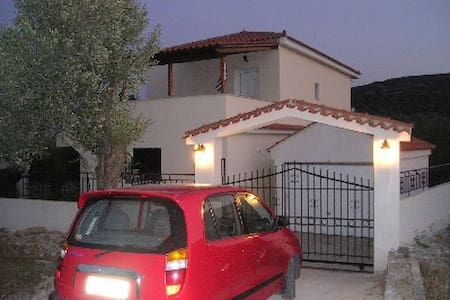 3 bedroom holiday villa in rural setting - Samos - 別墅
