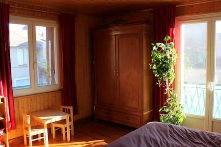 Chambre dans coeur de village proche Gap - La Bâtie-Neuve