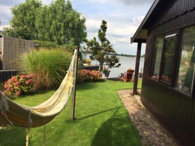 The Outpost-nice Lakehouse Reeuwijkse Plas (Gouda)
