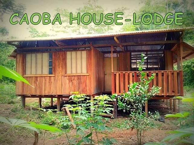 """""""Caoba"""" House-Lodge"""