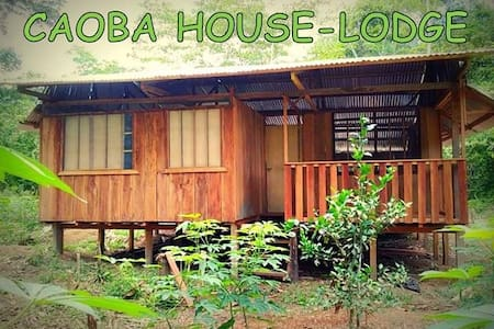 """Caoba"" House-Lodge"