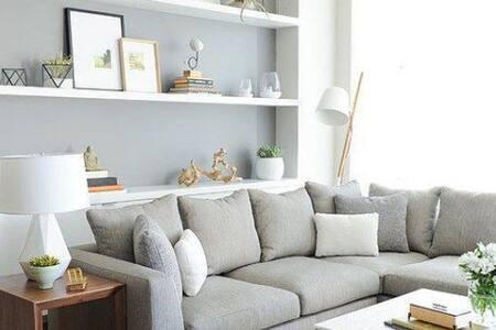 Schöne 85m² Fewo mit 2 Schlafzimmer 2 Bäder - Breitungen - Wohnung