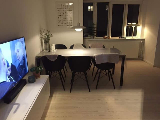 Cozy, quiet and new apartment with good location - Aarhus - Leilighet