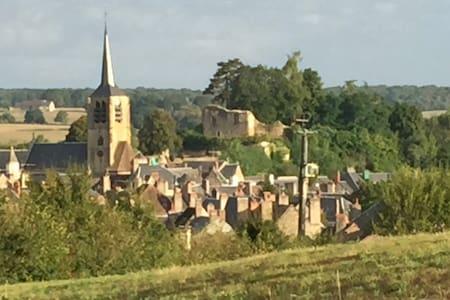 Chez Susanne - Moulins-Engilbert - Dom