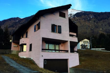 Tipic swiss Apartment - Pontresina