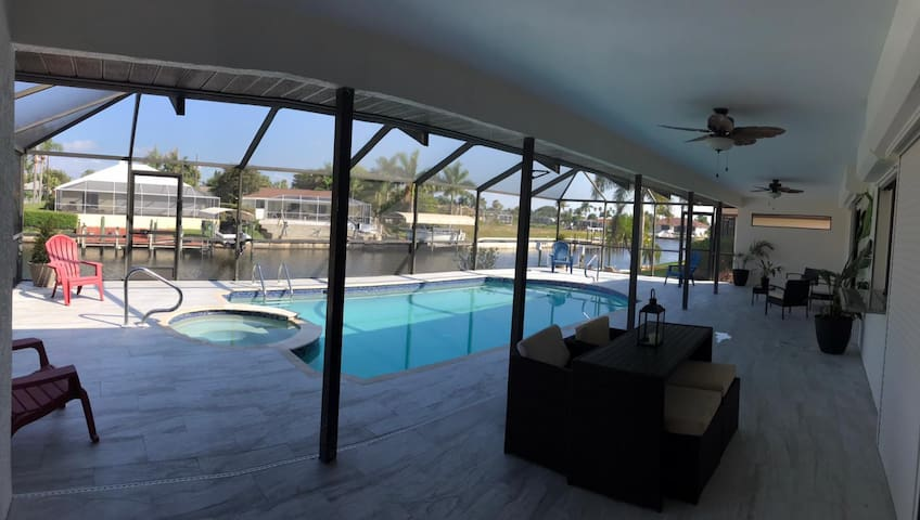 $190 CANAL POOL HOME Gulf/no extra charge