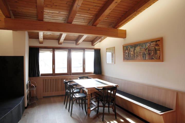 Madulain Flat8 - Ferienwohnung - Holiday Flat - Madulain - Квартира