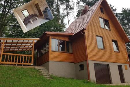 Ferienhaus am Slapy See bei Prag in Tschechien 2