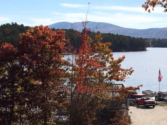 Swim,hike or shop NorthConway from our CozyGetaway
