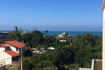 Apartamento com vista para o mar! - Florianópolis