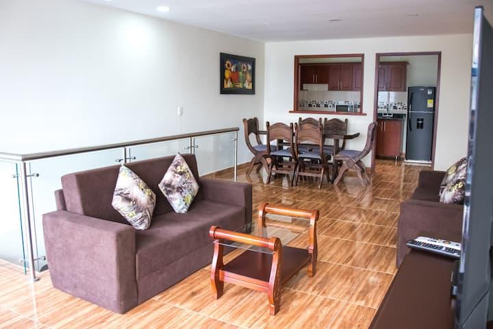 Elegante apartamento de 3 habitaciones, La Masía