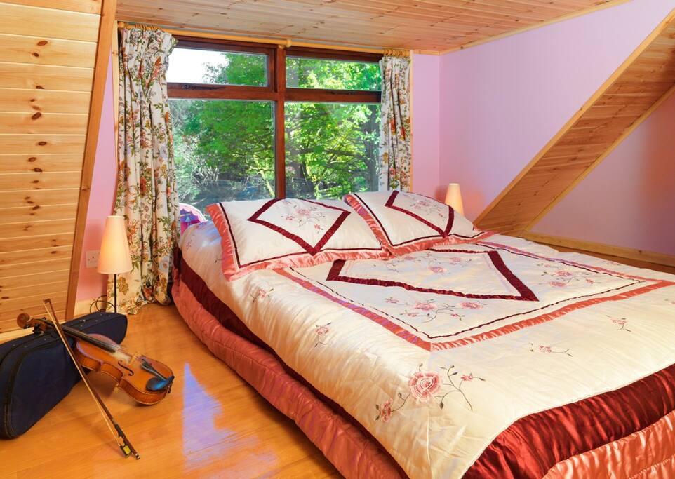 The Honwymoon room