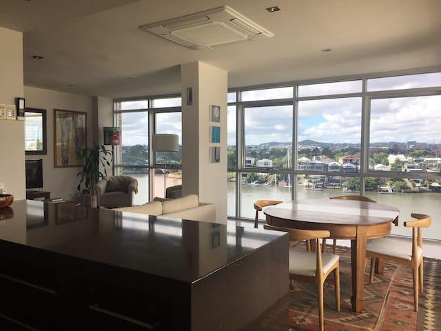 River Gem - New Farm - Apartment