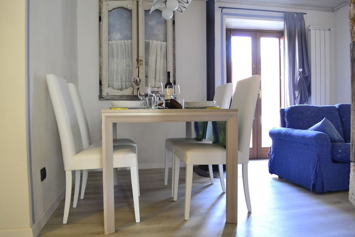 HOME LOVE HOME - Casasco Intelvi - Appartement