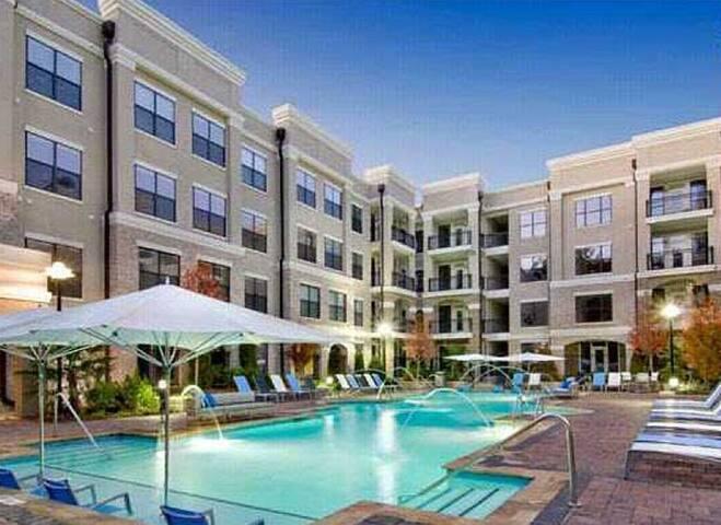 Luxury and Quiet Apartment in Perimeter