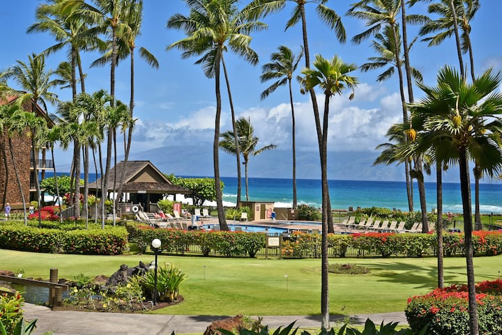 GREAT RESORT, LOCATION AND VALUE IN W. MAUI!