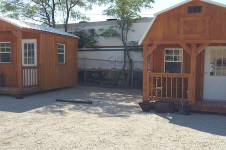 Hudson Miner's Cabins - Goldfield - Blockhütte